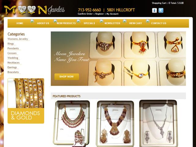 Moon Jewelers Houston